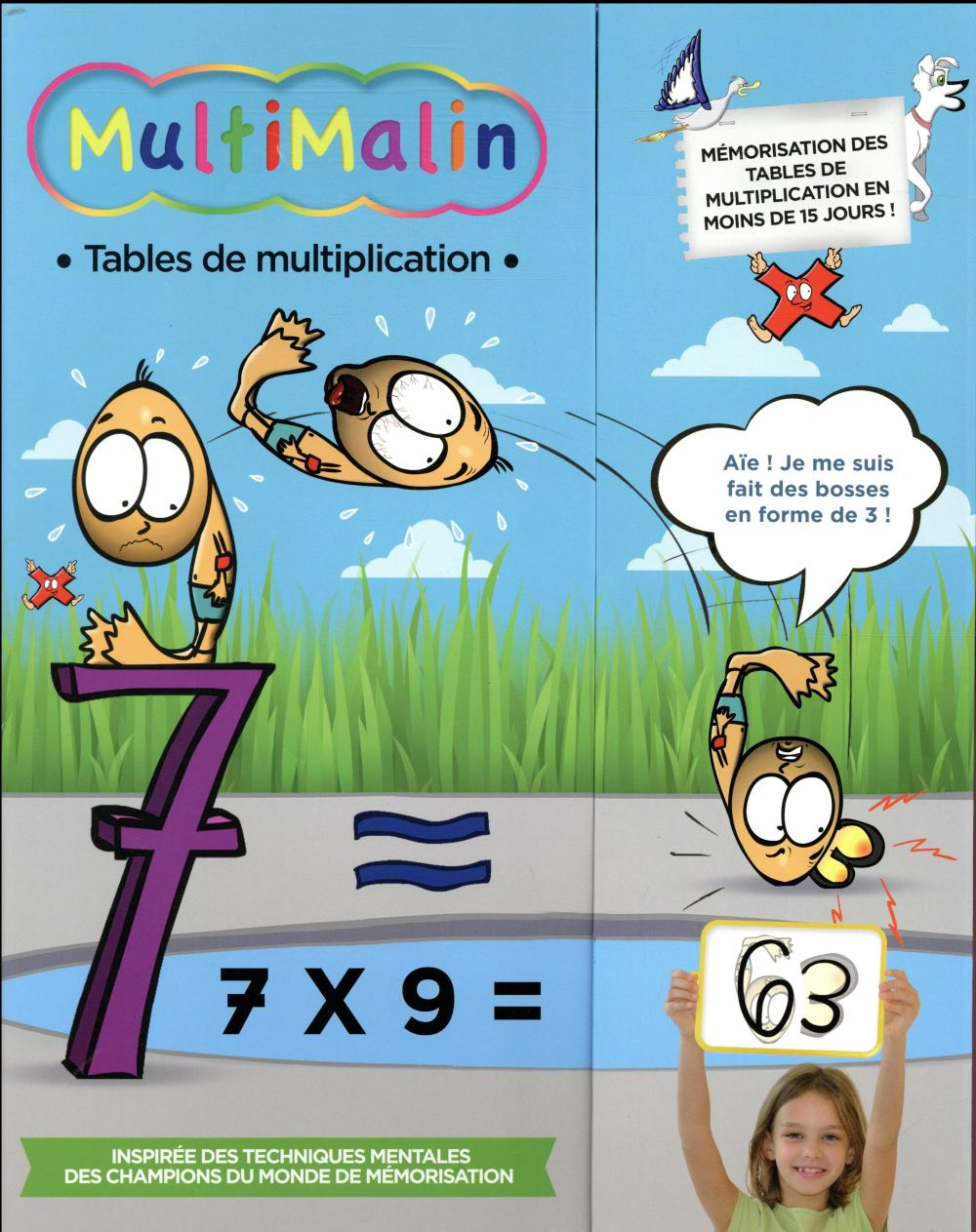 COFFRET MULTIMALIN DE MULTIPLICATION  Lgdj